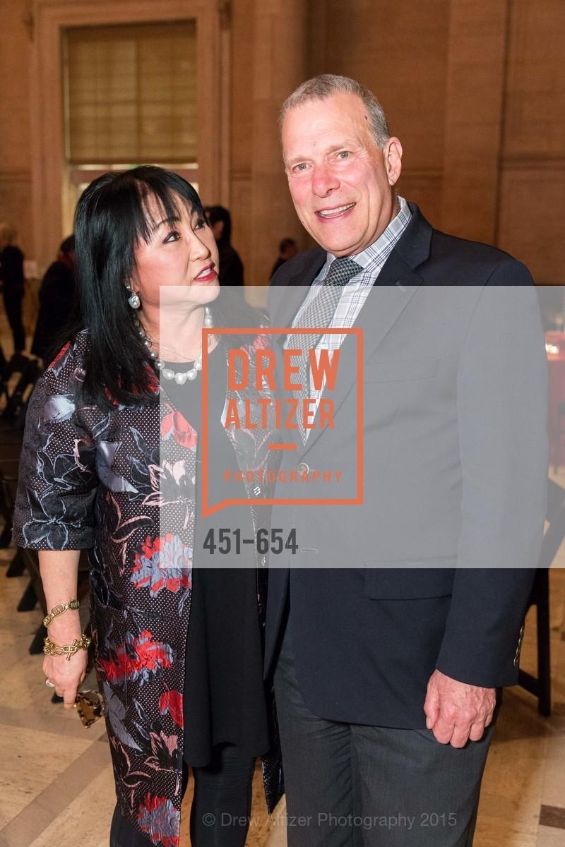 Suno Osterweis, David Gockley, San Francisco Opera Celebrates