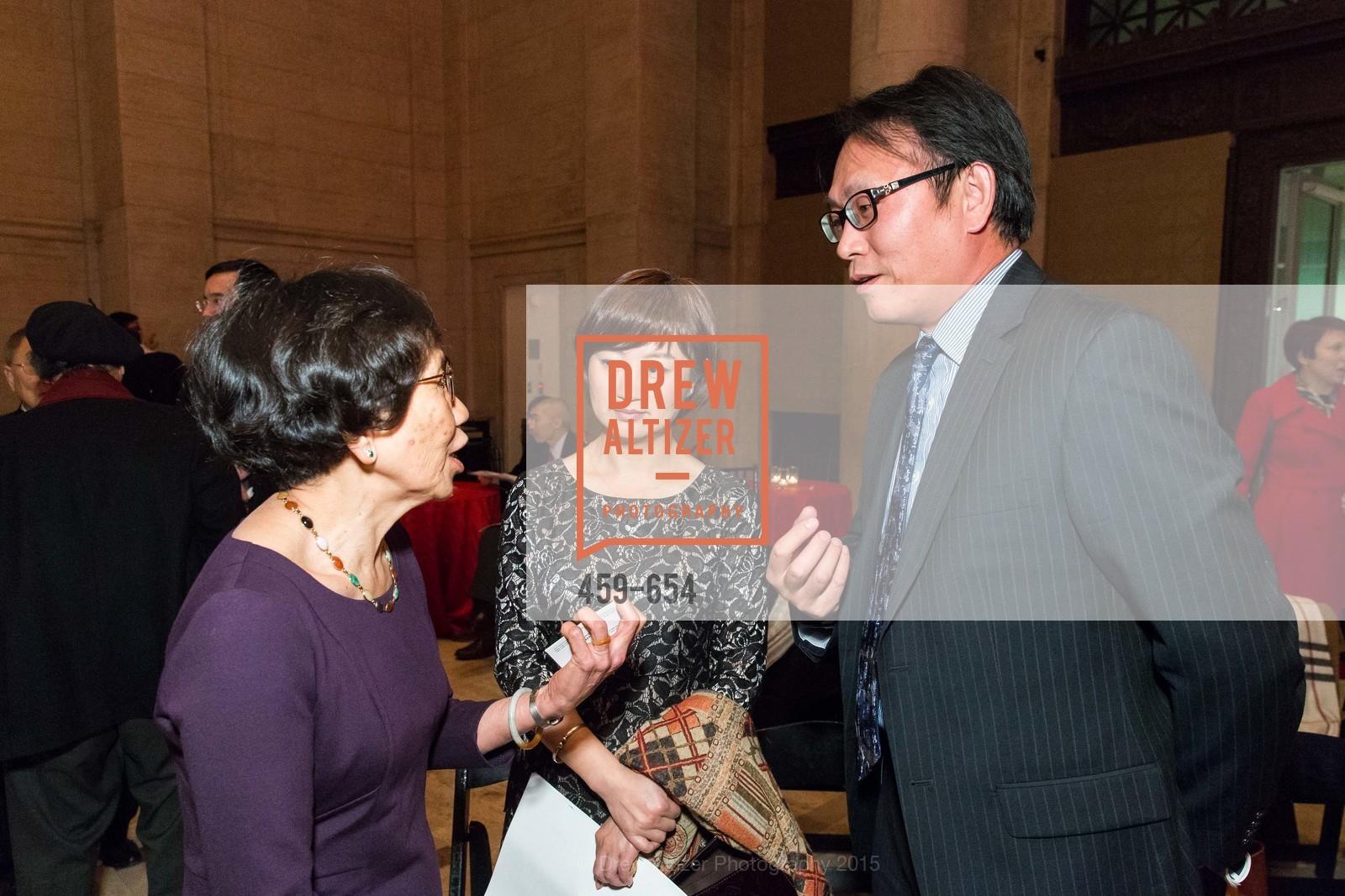 Pearl Bergad, Xiayong Xiao, Shuyu Wang, San Francisco Opera Celebrates