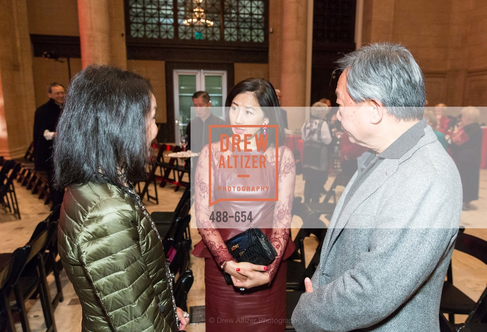 Gorretti Lo Lui, Stanley Cheng, San Francisco Opera Celebrates