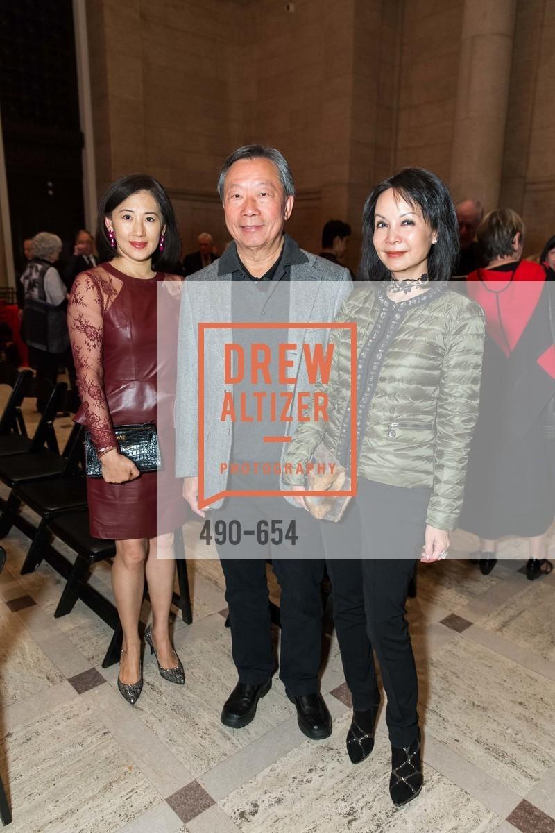 Gorretti Lo Lui, Stanley Cheng, Helen Cheng, San Francisco Opera Celebrates