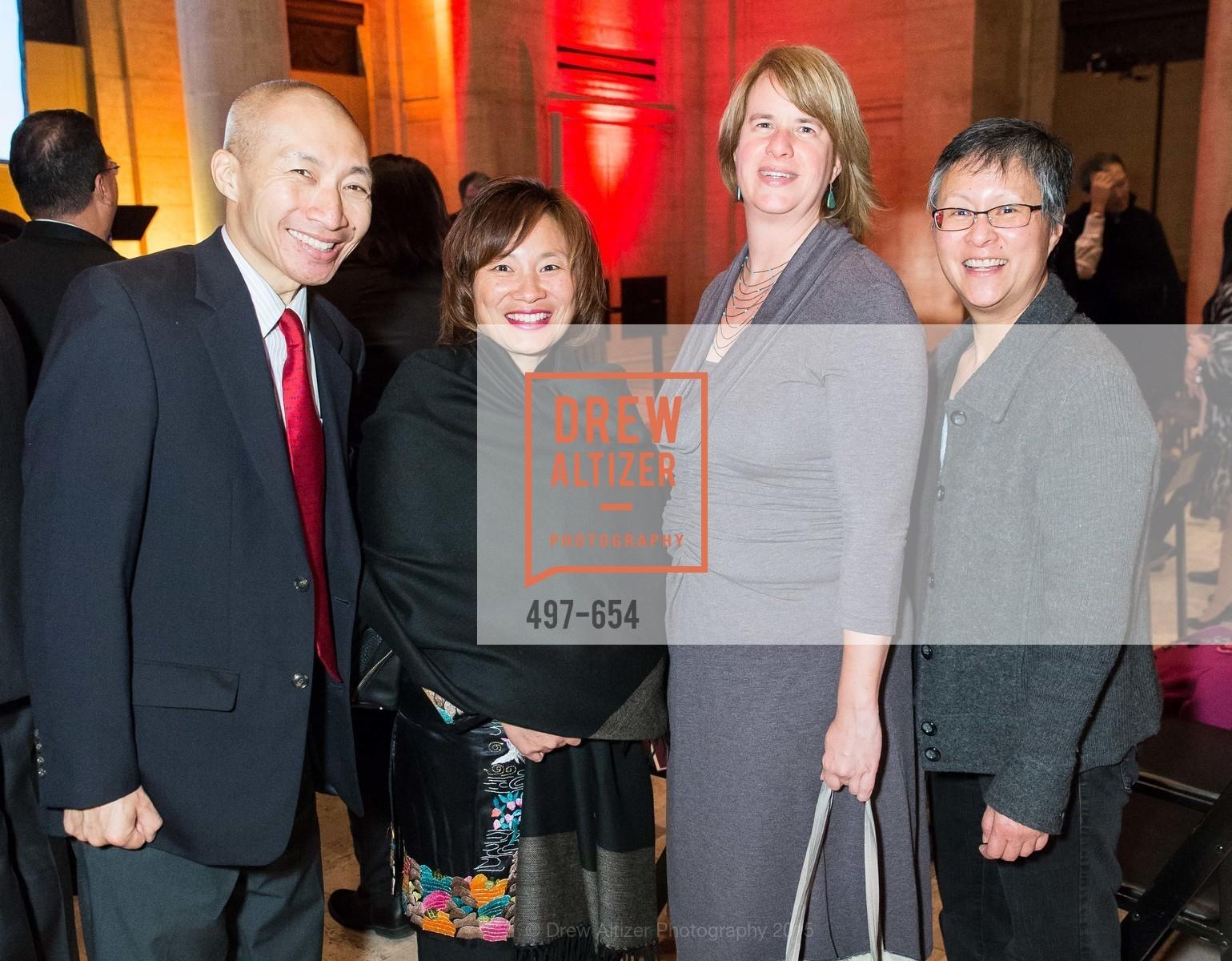 Victor Tam, Rosina Tong, Ruth Nott, Andi Wong, San Francisco Opera Celebrates