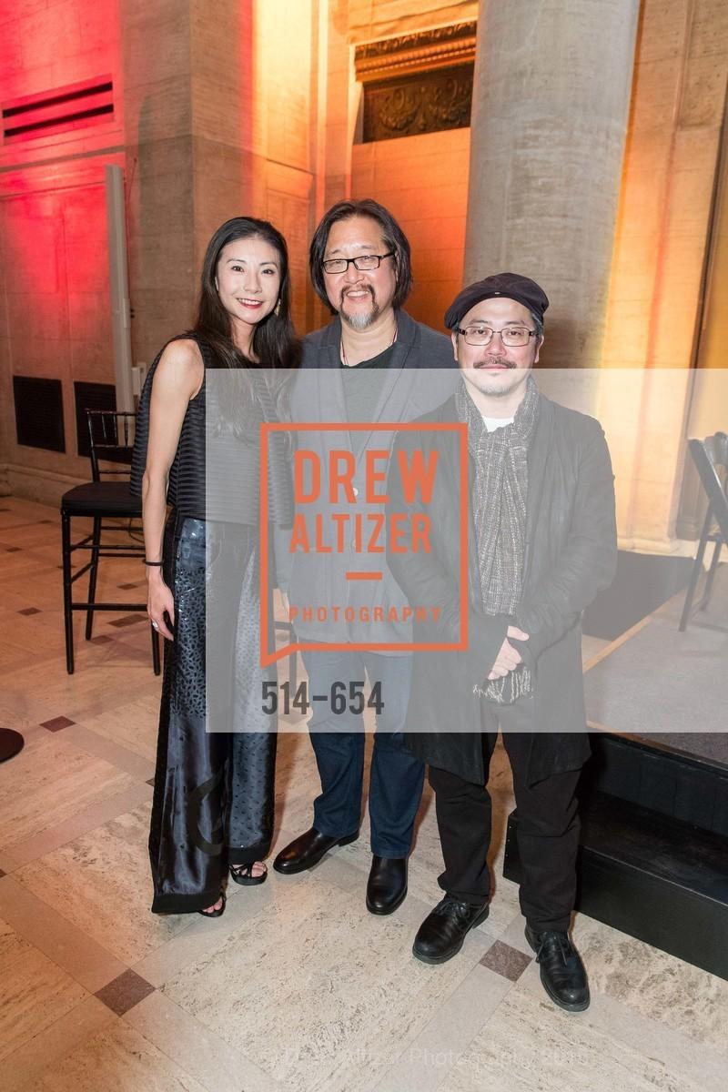 Yuan Yuan Tan, Stan Lai, Tim Yip, San Francisco Opera Celebrates