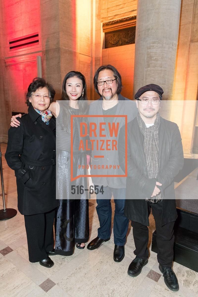 Su Zhang, Yuan Yuan Tan, Stan Lai, Tim Yip, San Francisco Opera Celebrates