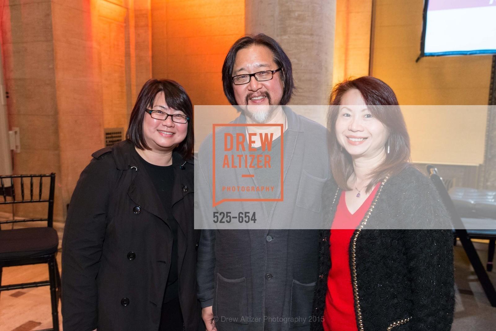 Shih-Wei Lu, Stan Lai, San Francisco Opera Celebrates