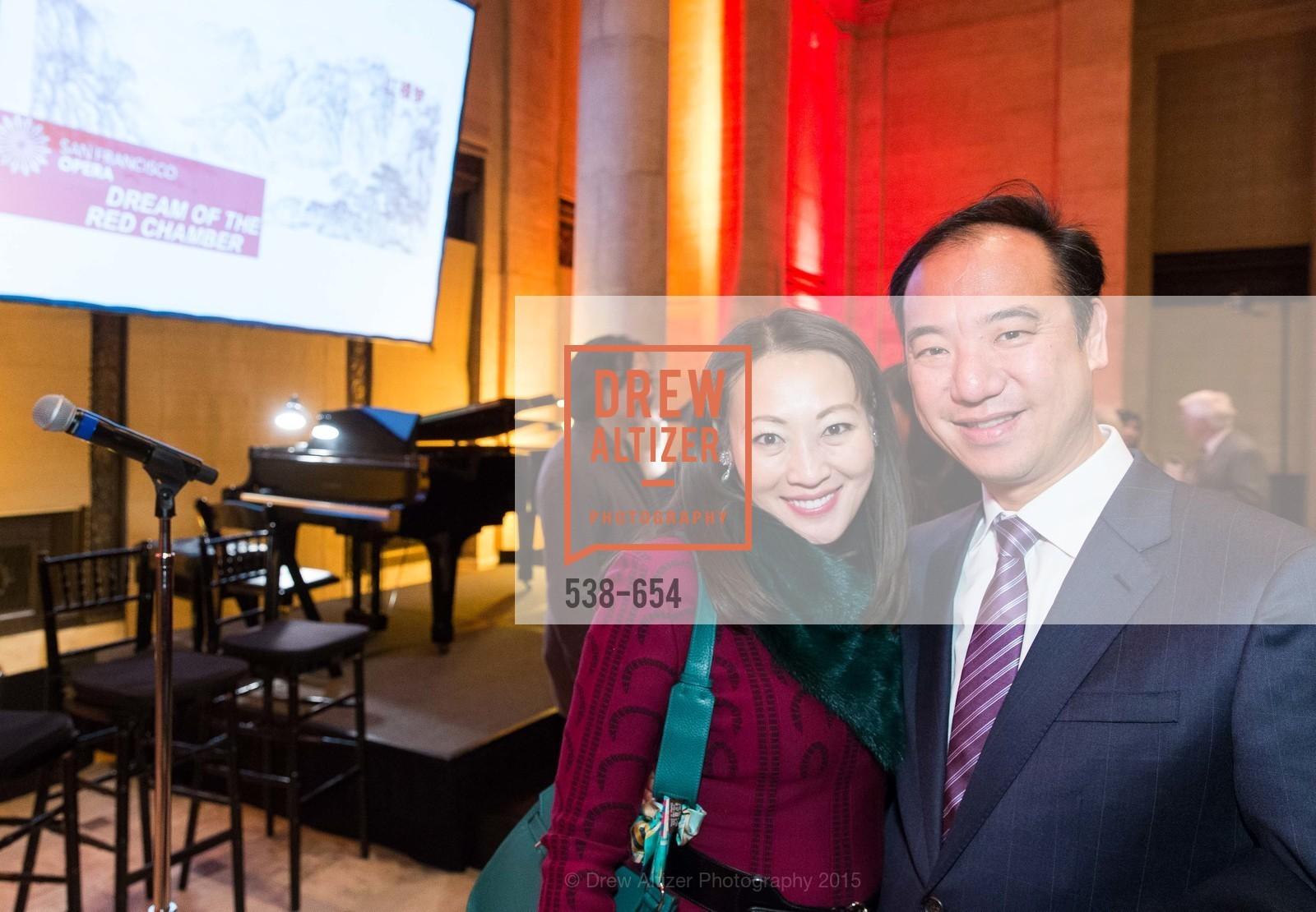Helina Au, Yat-Pang Au, San Francisco Opera Celebrates