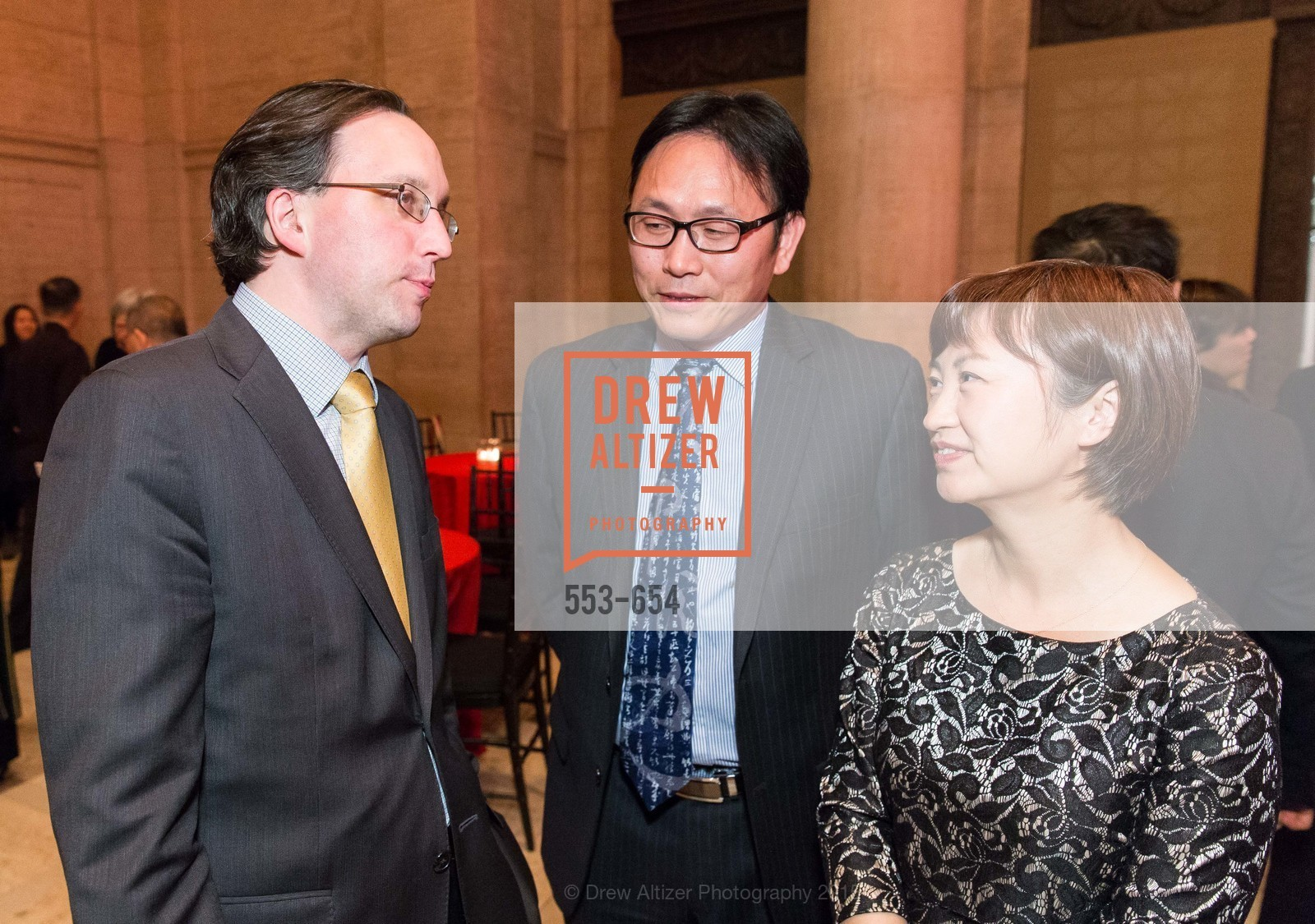 Matthew Shilvock, Xiaoyong Xiao, Shuyu Wang, San Francisco Opera Celebrates