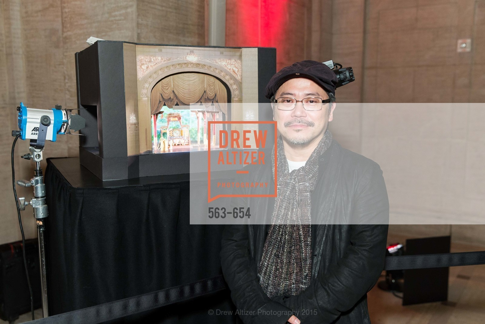 Tim Yip, San Francisco Opera Celebrates