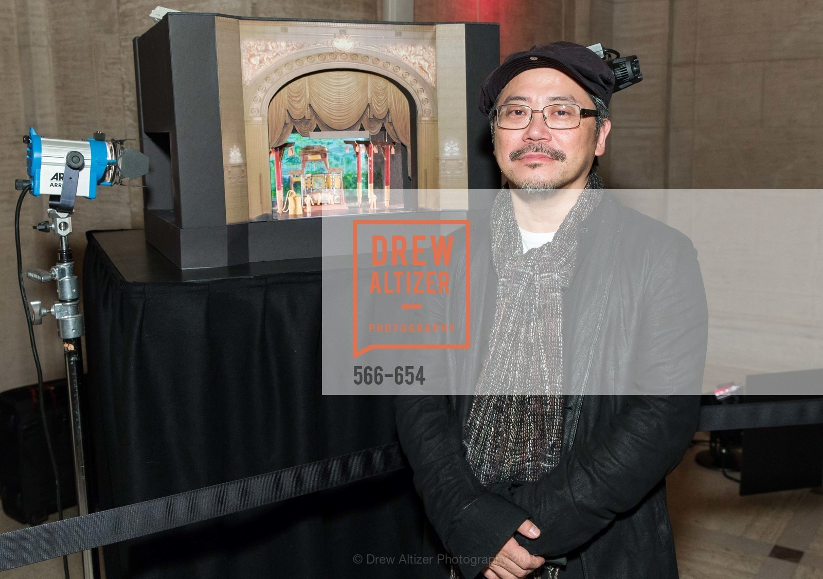 Tim Yip, San Francisco Opera Celebrates