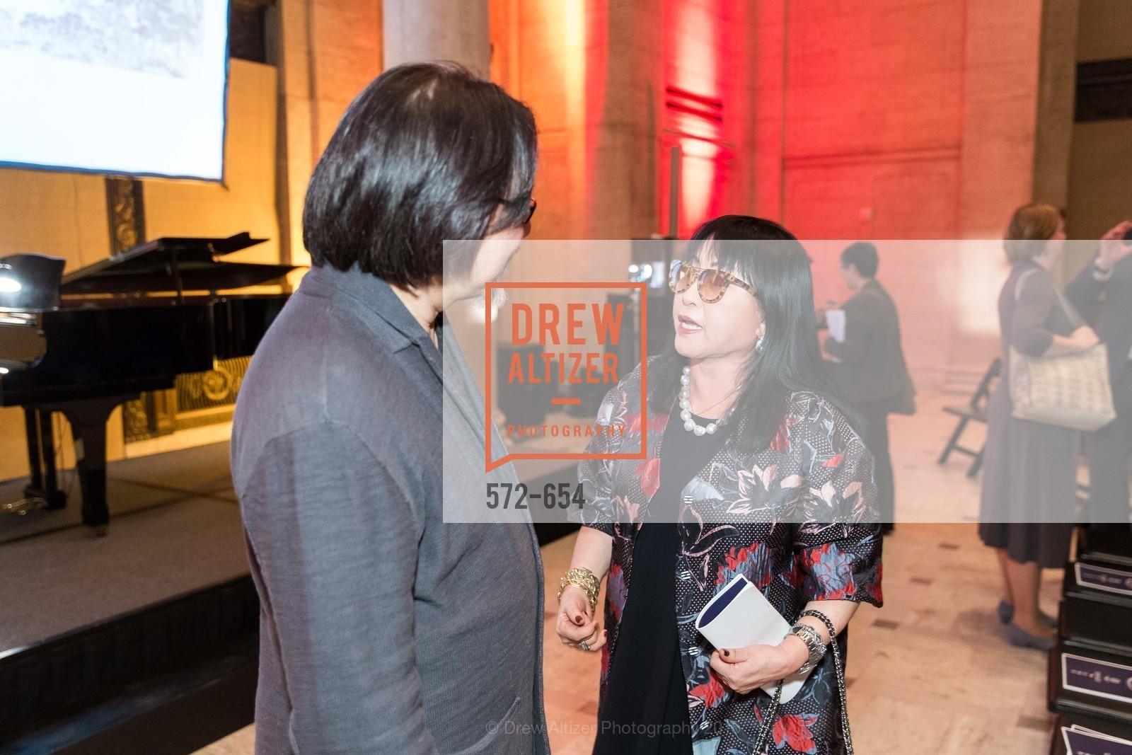 Stan Lai, Suno Osterweis, San Francisco Opera Celebrates