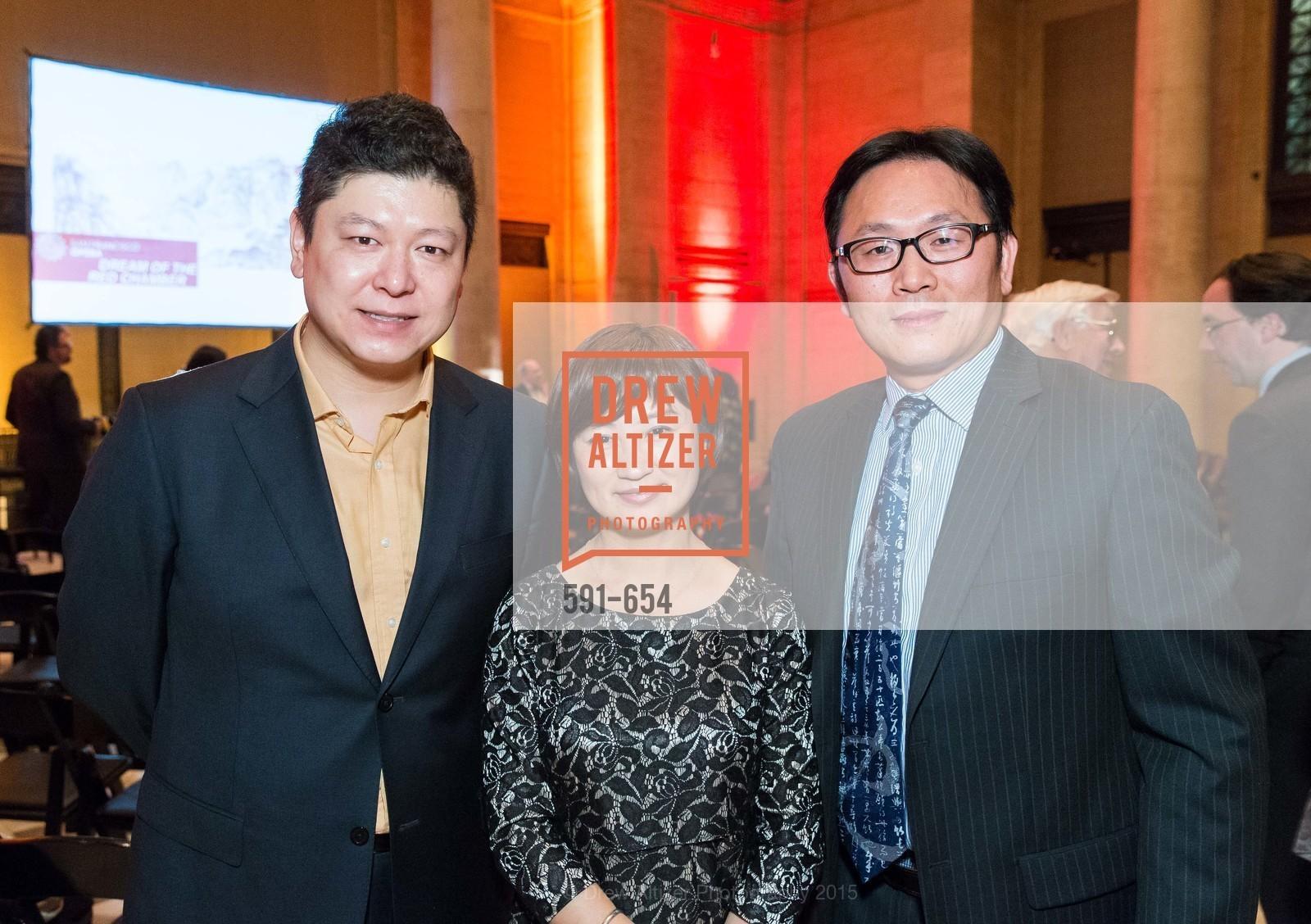 Chong Wang, Shuyu Wang, Xiayong Xiao, San Francisco Opera Celebrates
