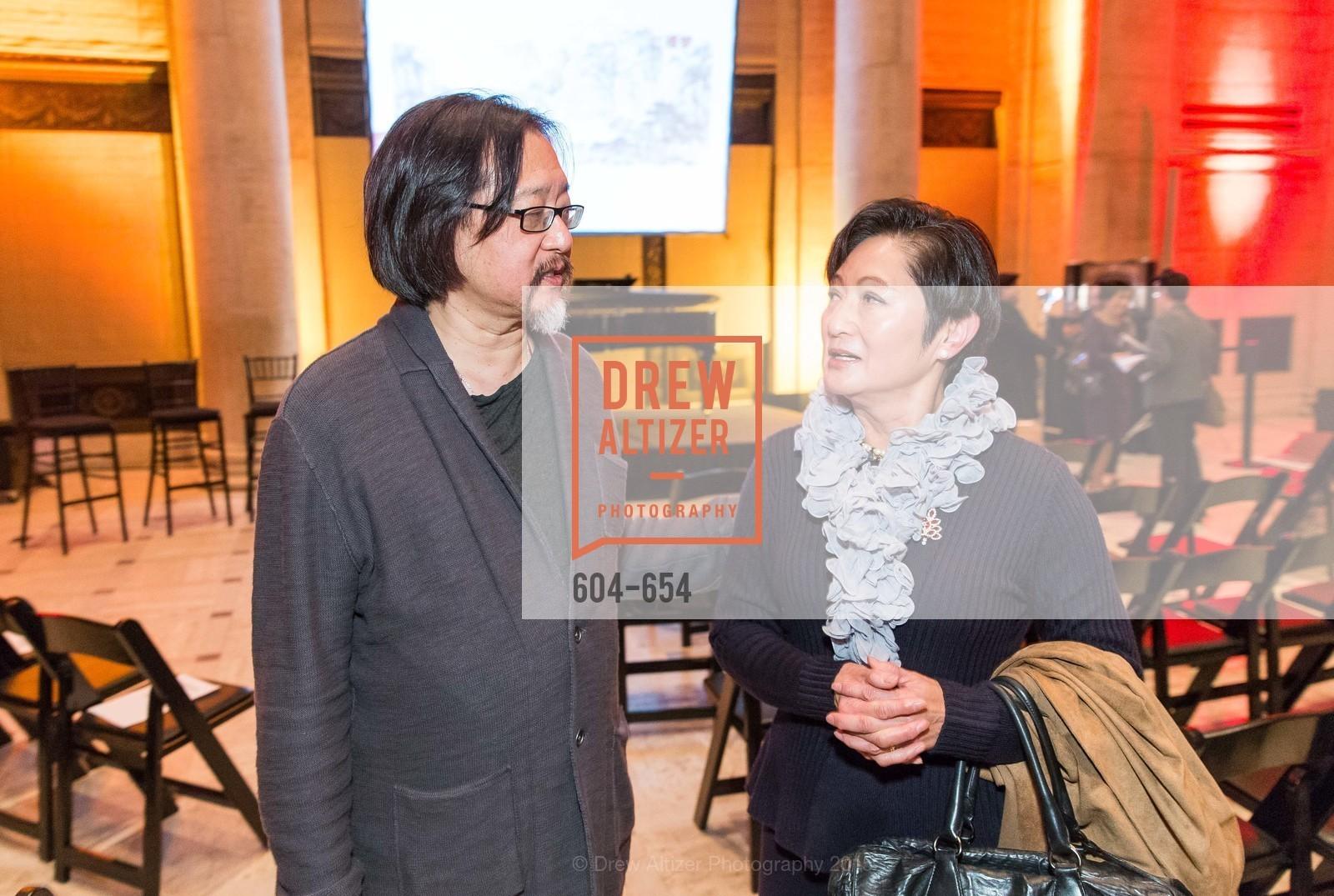 Stan Lai, Doreen Woo Ho, San Francisco Opera Celebrates