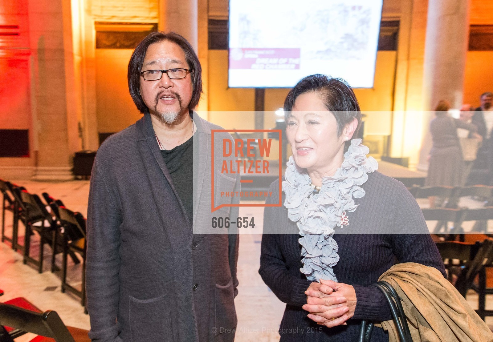 Stan Lai, Doreen Woo Ho, San Francisco Opera Celebrates