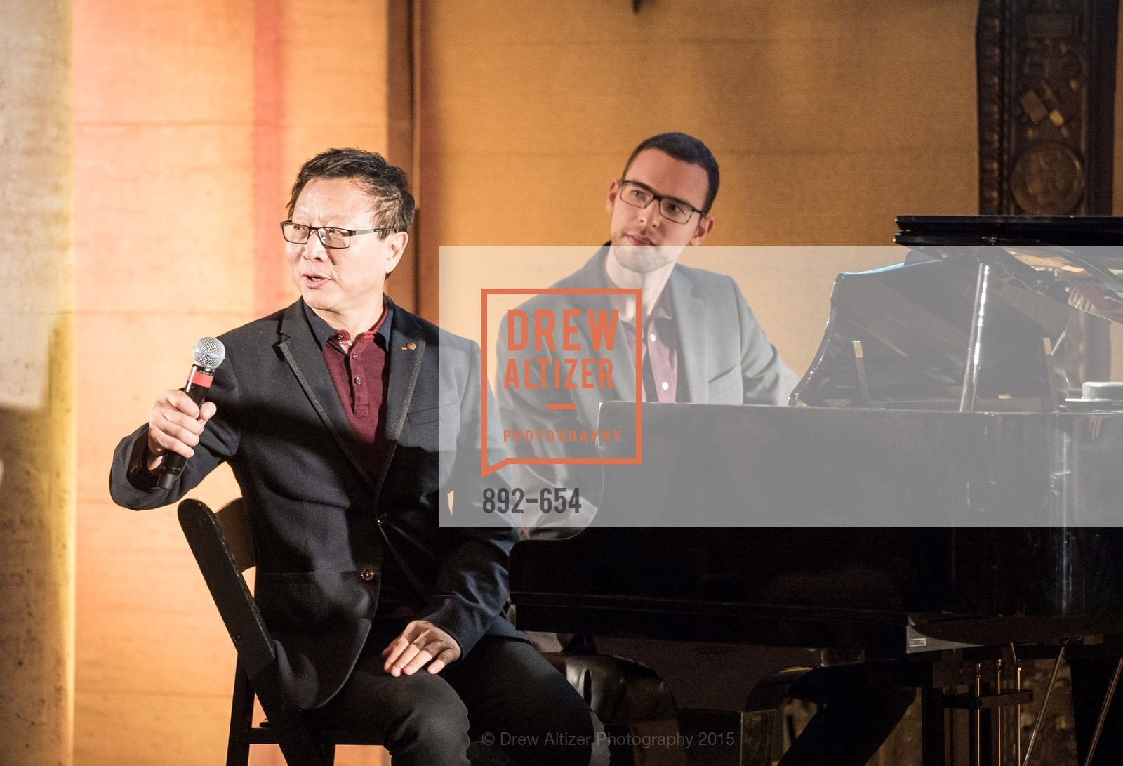 Bright Sheng, Ronny Michael Greenberg, San Francisco Opera Celebrates