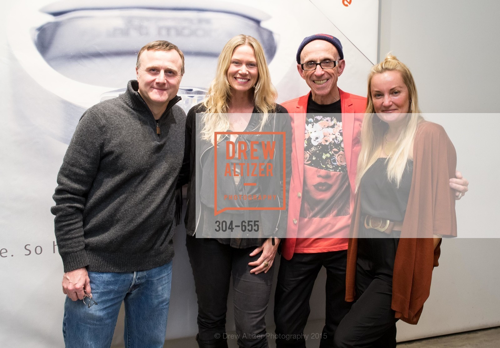 Paolo Becherini, Nicole Stephenson, Tom Seadon, Adrianne Moore, Silver Belles Soirée at Stuart Moore, Stuart Moore Gallery of Designer Jewelry. 1898 Union Street, December 17th, 2015,Drew Altizer, Drew Altizer Photography, full-service agency, private events, San Francisco photographer, photographer california