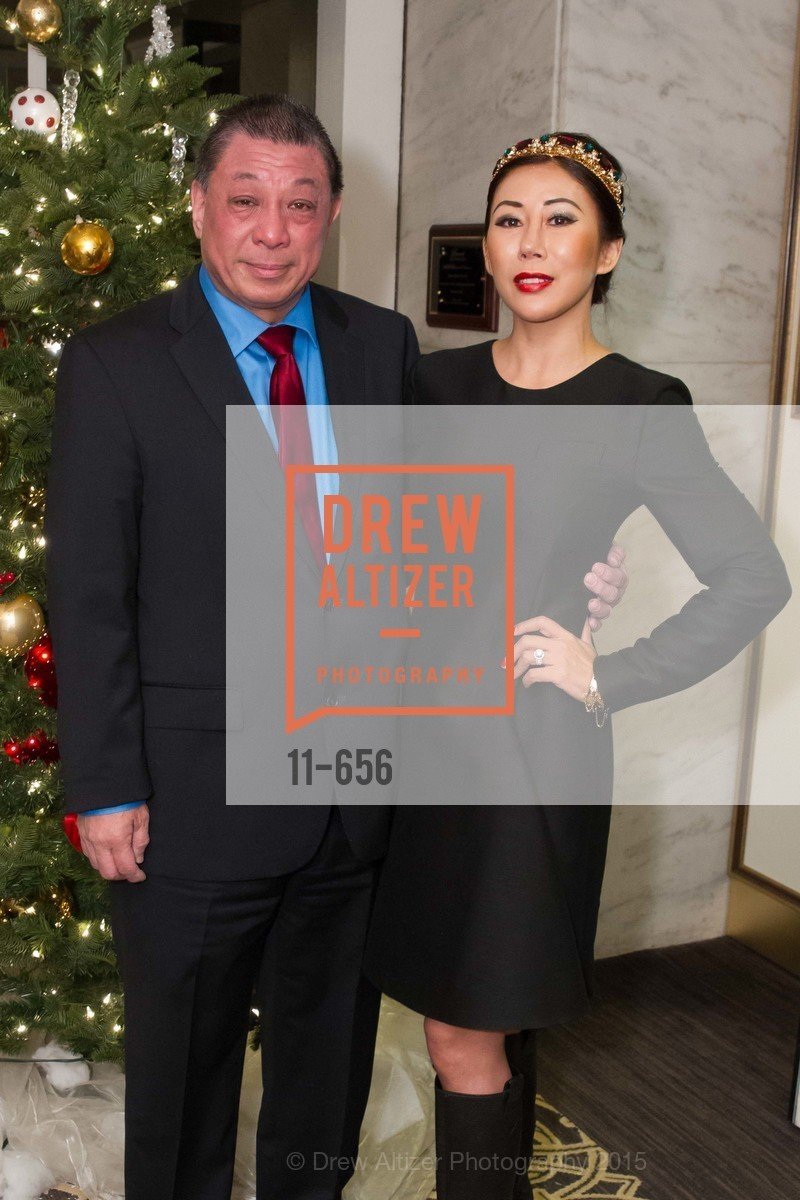 Wesley Dere, Rumiko McCarthy, Joyful Holiday Toy Drive and Rumiko Birthday Bash, Fairmont, Pavilion Room, December 16th, 2015,Drew Altizer, Drew Altizer Photography, full-service agency, private events, San Francisco photographer, photographer california