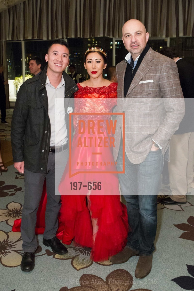 Christopher Nguyen, Rumiko McCarthy, David Mitchell, Joyful Holiday Toy Drive and Rumiko Birthday Bash, Fairmont, Pavilion Room, December 16th, 2015,Drew Altizer, Drew Altizer Photography, full-service agency, private events, San Francisco photographer, photographer california