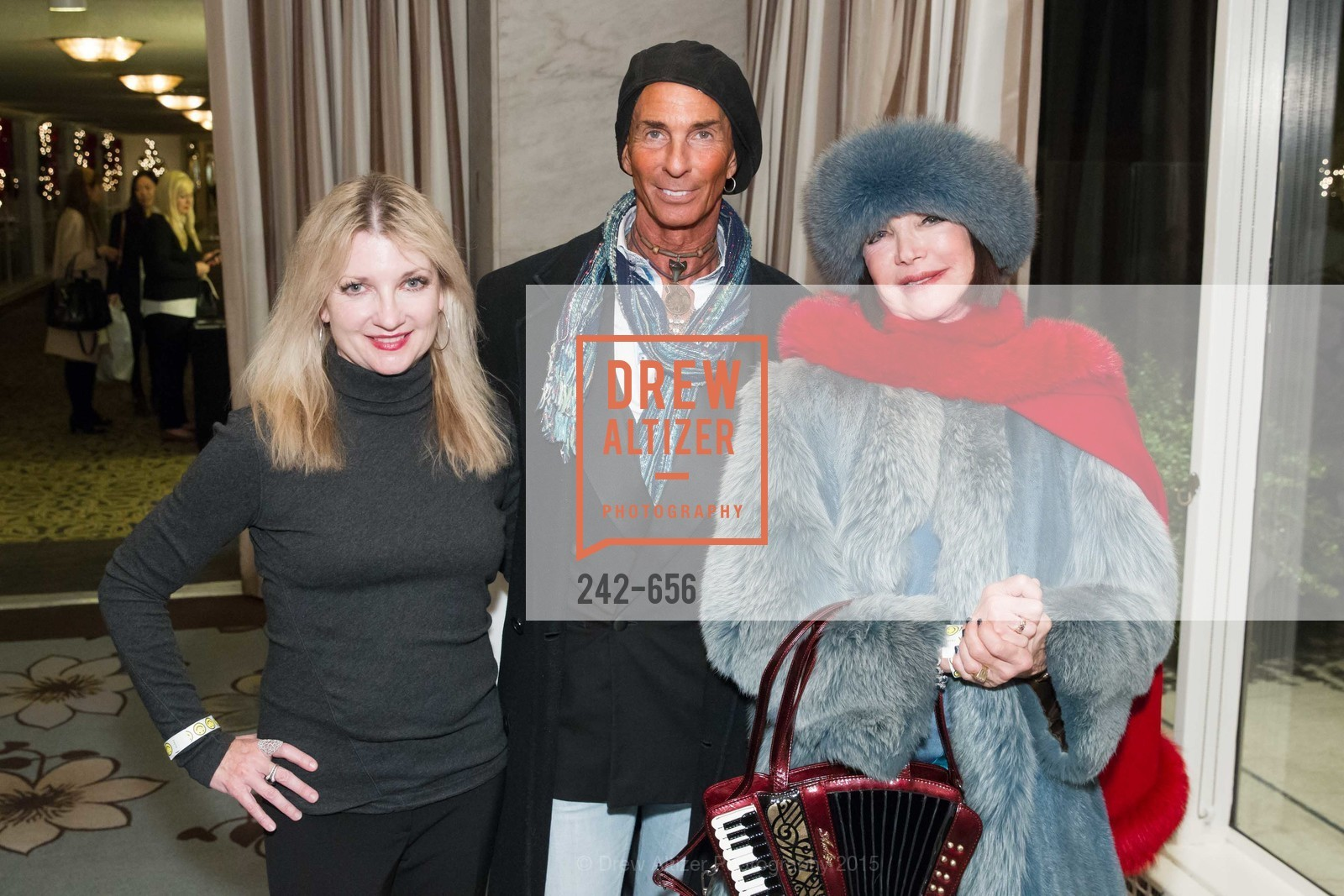 Linda Ring, Richard Habib, Sheila Ash, Joyful Holiday Toy Drive and Rumiko Birthday Bash, Fairmont, Pavilion Room, December 16th, 2015,Drew Altizer, Drew Altizer Photography, full-service agency, private events, San Francisco photographer, photographer california
