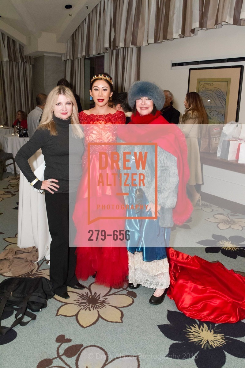 Linda Ring, Rumiko McCarthy, Sheila Ash, Joyful Holiday Toy Drive and Rumiko Birthday Bash, Fairmont, Pavilion Room, December 16th, 2015,Drew Altizer, Drew Altizer Photography, full-service agency, private events, San Francisco photographer, photographer california