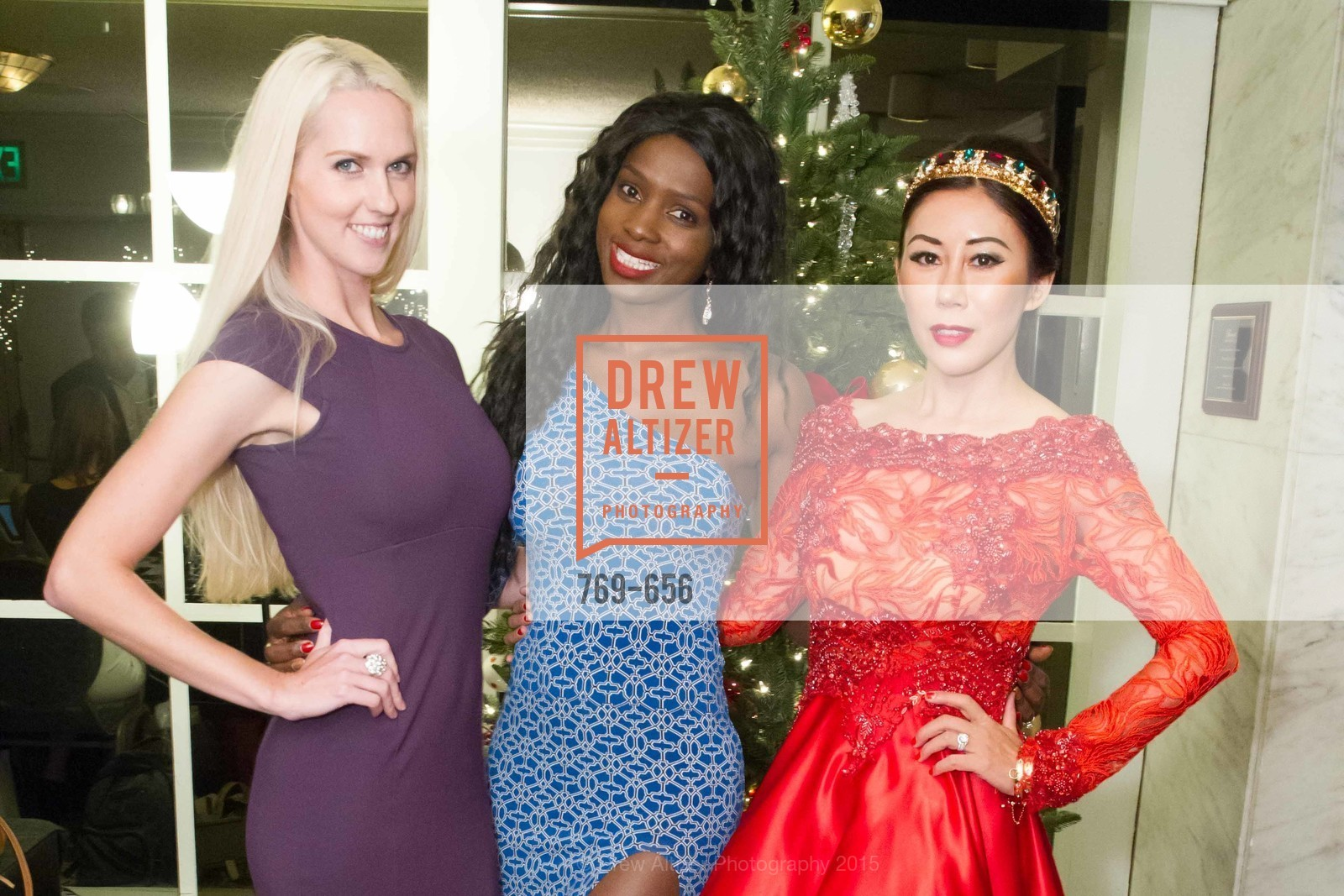 Brittany Reynolds, Gigi Muminova, Rumiko McCarthy, Joyful Holiday Toy Drive and Rumiko Birthday Bash, Fairmont, Pavilion Room, December 16th, 2015,Drew Altizer, Drew Altizer Photography, full-service agency, private events, San Francisco photographer, photographer california