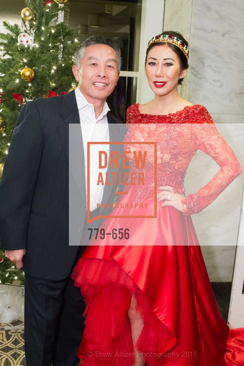 Alvin Louie, Rumiko McCarthy, Joyful Holiday Toy Drive and Rumiko Birthday Bash, Fairmont, Pavilion Room, December 16th, 2015,Drew Altizer, Drew Altizer Photography, full-service agency, private events, San Francisco photographer, photographer california