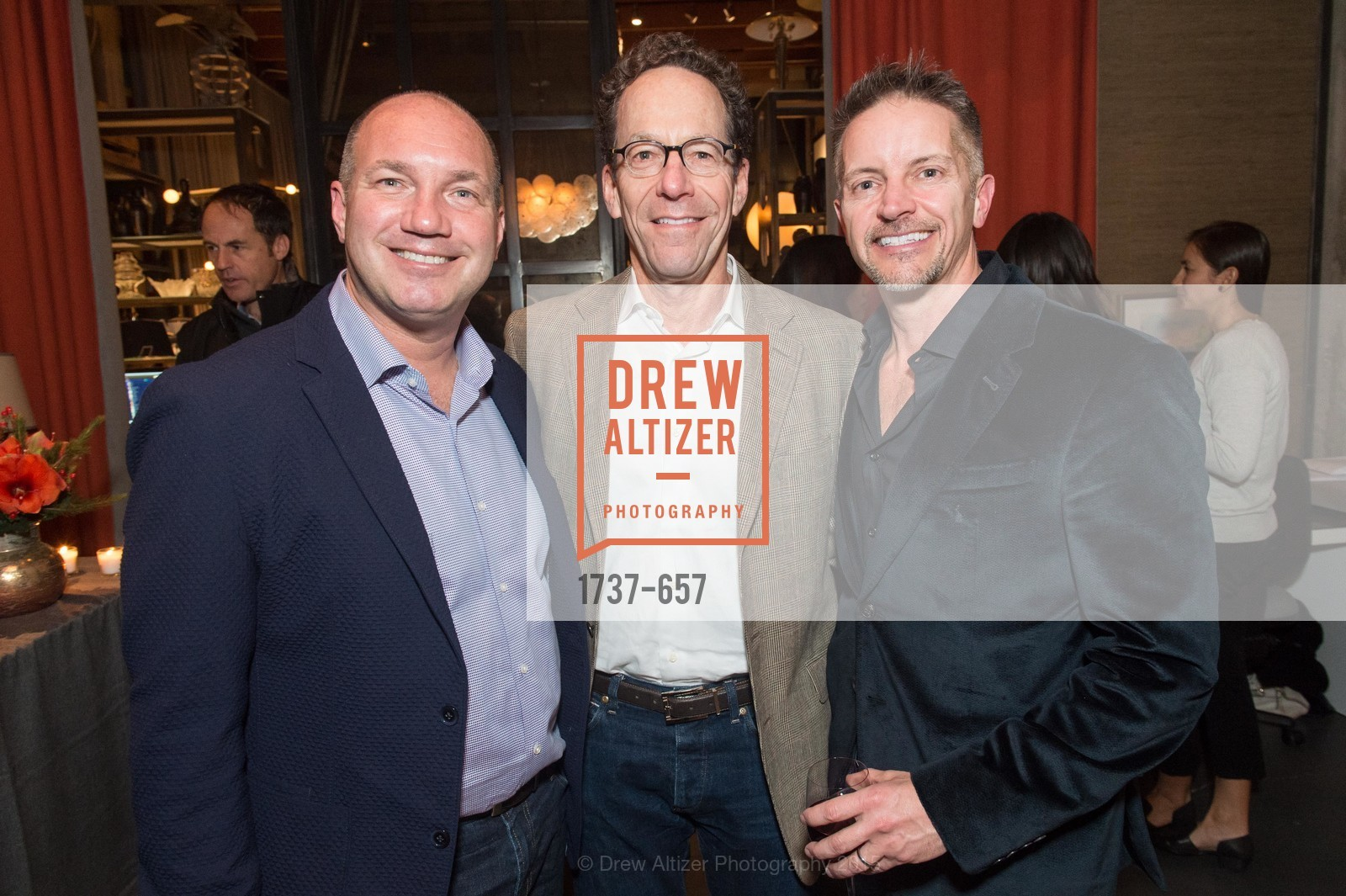 Chris Prokop, Alan Mark, Joe Smith, DDG Holiday Party, Jay Jeffers. 1035 Post St, December 16th, 2015,Drew Altizer, Drew Altizer Photography, full-service agency, private events, San Francisco photographer, photographer california