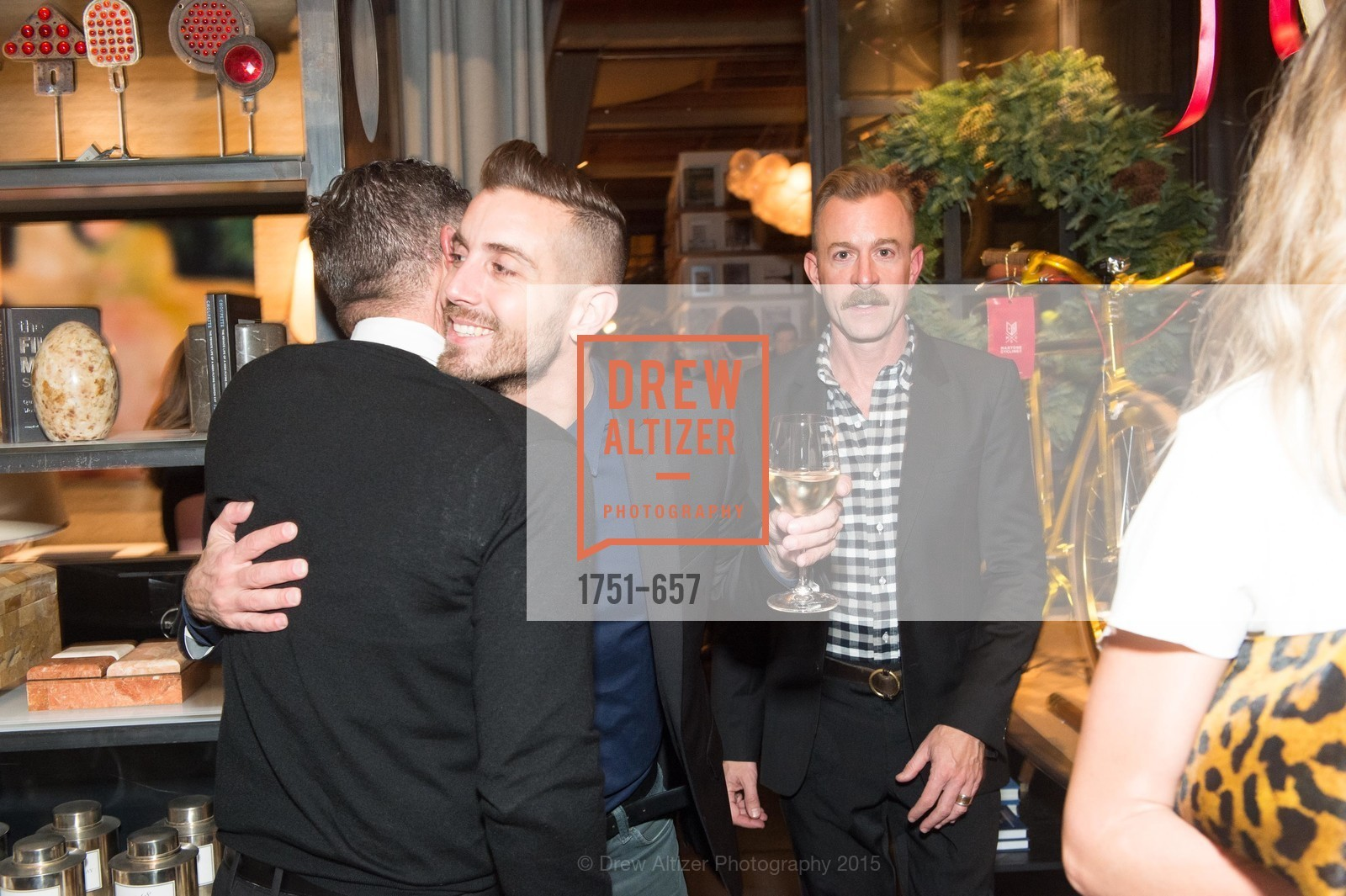 Michael Gonsalves, Michael Purdy, DDG Holiday Party, Jay Jeffers. 1035 Post St, December 16th, 2015,Drew Altizer, Drew Altizer Photography, full-service agency, private events, San Francisco photographer, photographer california