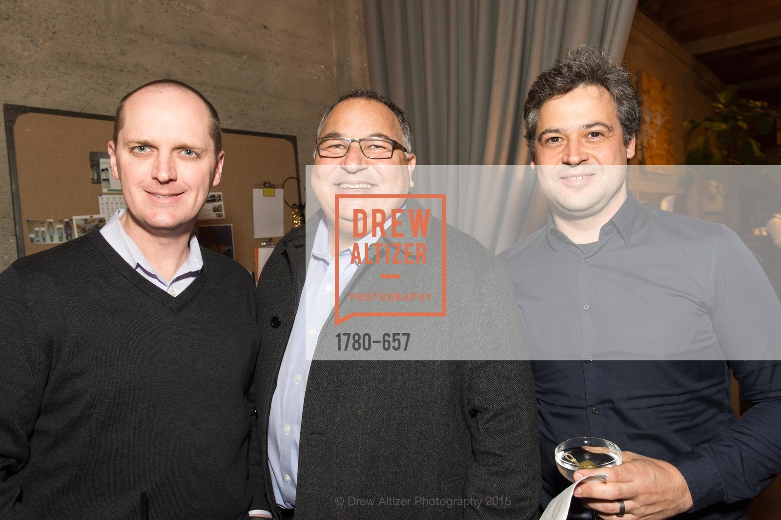 Robert Edmund, Tony Sanchez-Corea, Eddie Joaquim, DDG Holiday Party, Jay Jeffers. 1035 Post St, December 16th, 2015,Drew Altizer, Drew Altizer Photography, full-service agency, private events, San Francisco photographer, photographer california