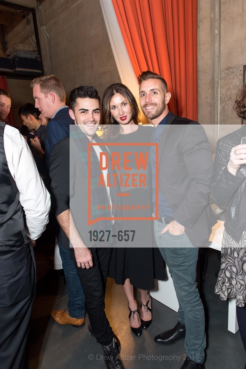Cameron Paul, Camilla Papale, Michael Gonsalves, DDG Holiday Party, Jay Jeffers. 1035 Post St, December 16th, 2015,Drew Altizer, Drew Altizer Photography, full-service agency, private events, San Francisco photographer, photographer california