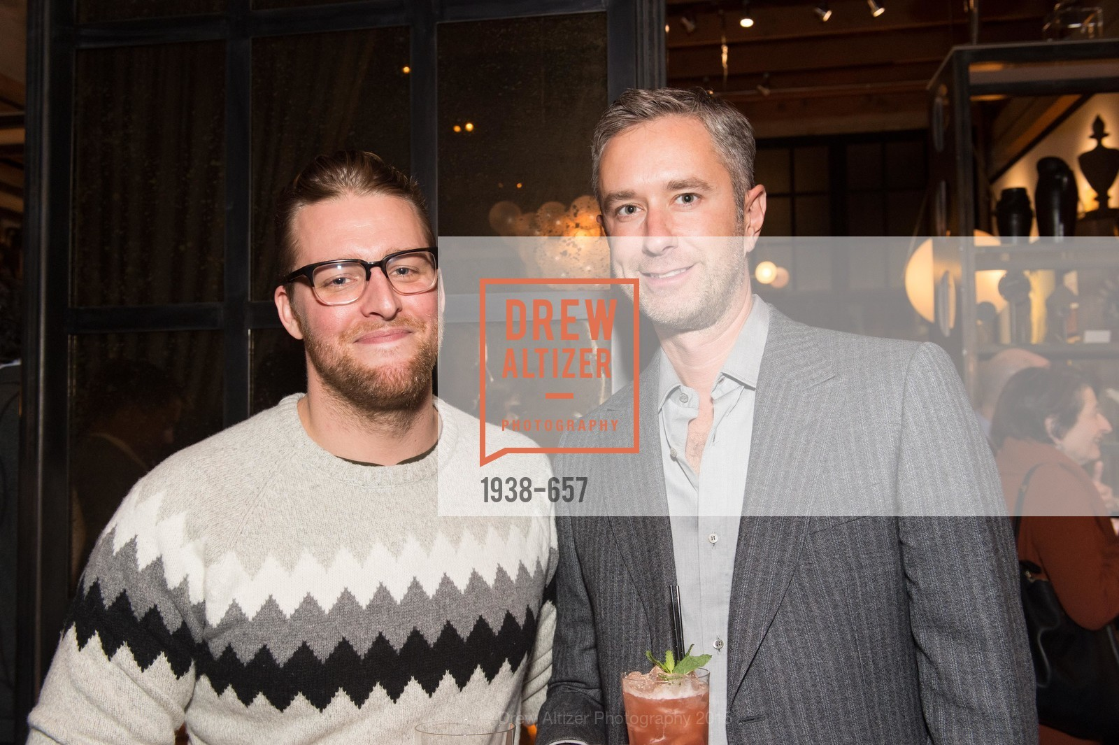 Jared Levan, Josh Rosenstock, DDG Holiday Party, Jay Jeffers. 1035 Post St, December 16th, 2015,Drew Altizer, Drew Altizer Photography, full-service event agency, private events, San Francisco photographer, photographer California