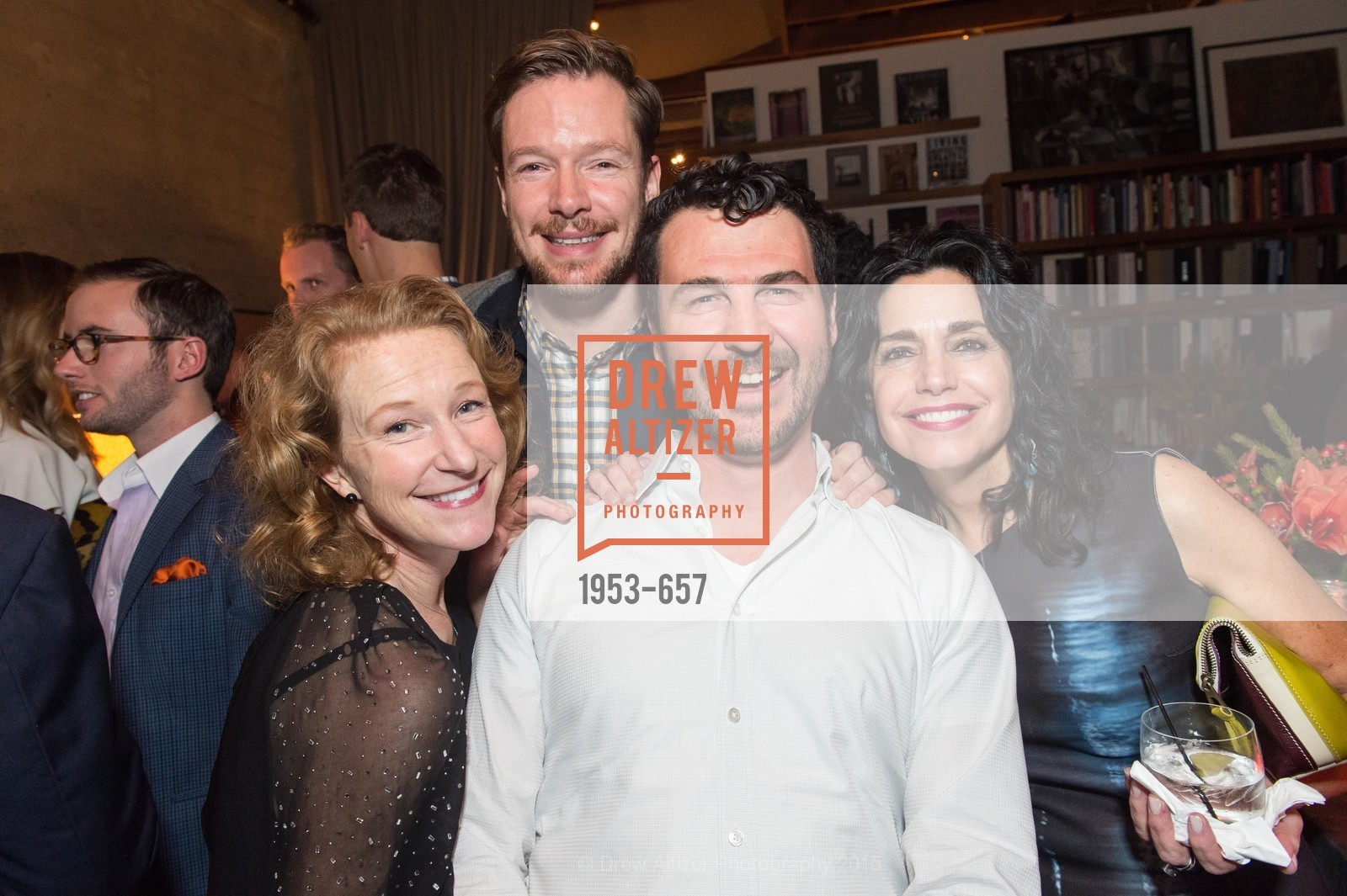 Gail Pierre Barran, Scott Iwamogo, Marco Yergoeich, Carmen Vega, DDG Holiday Party, Jay Jeffers. 1035 Post St, December 16th, 2015,Drew Altizer, Drew Altizer Photography, full-service agency, private events, San Francisco photographer, photographer california