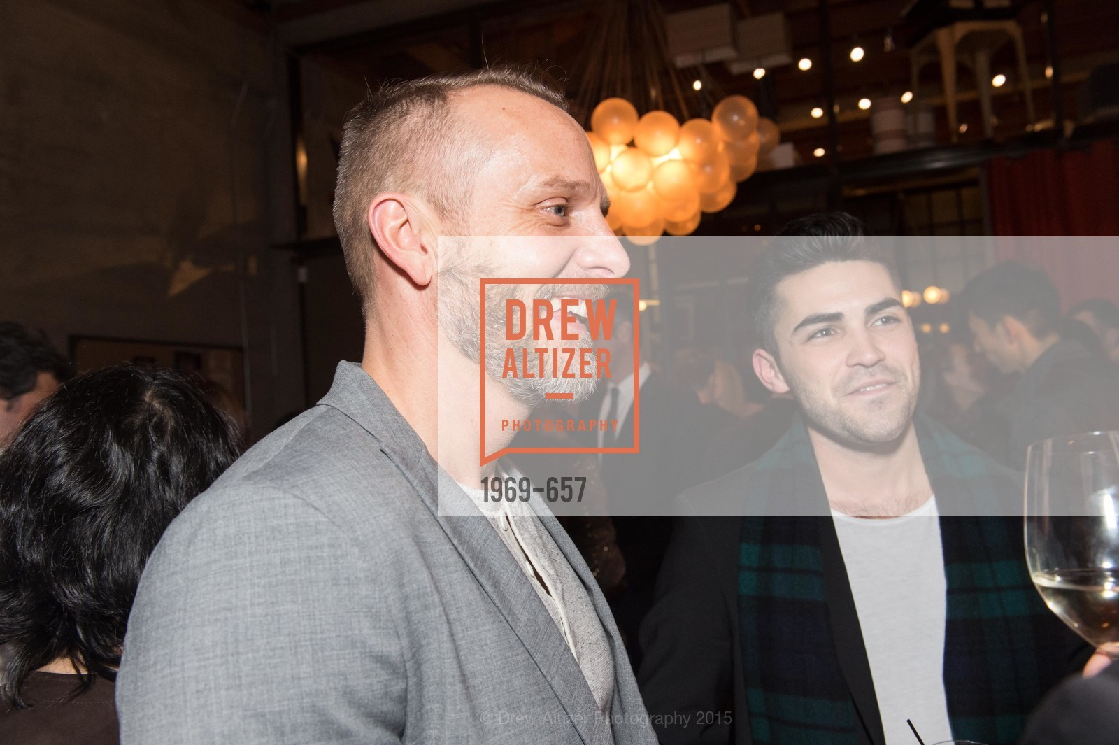 Dave Karraken, Cameron Paul, DDG Holiday Party, Jay Jeffers. 1035 Post St, December 16th, 2015,Drew Altizer, Drew Altizer Photography, full-service agency, private events, San Francisco photographer, photographer california