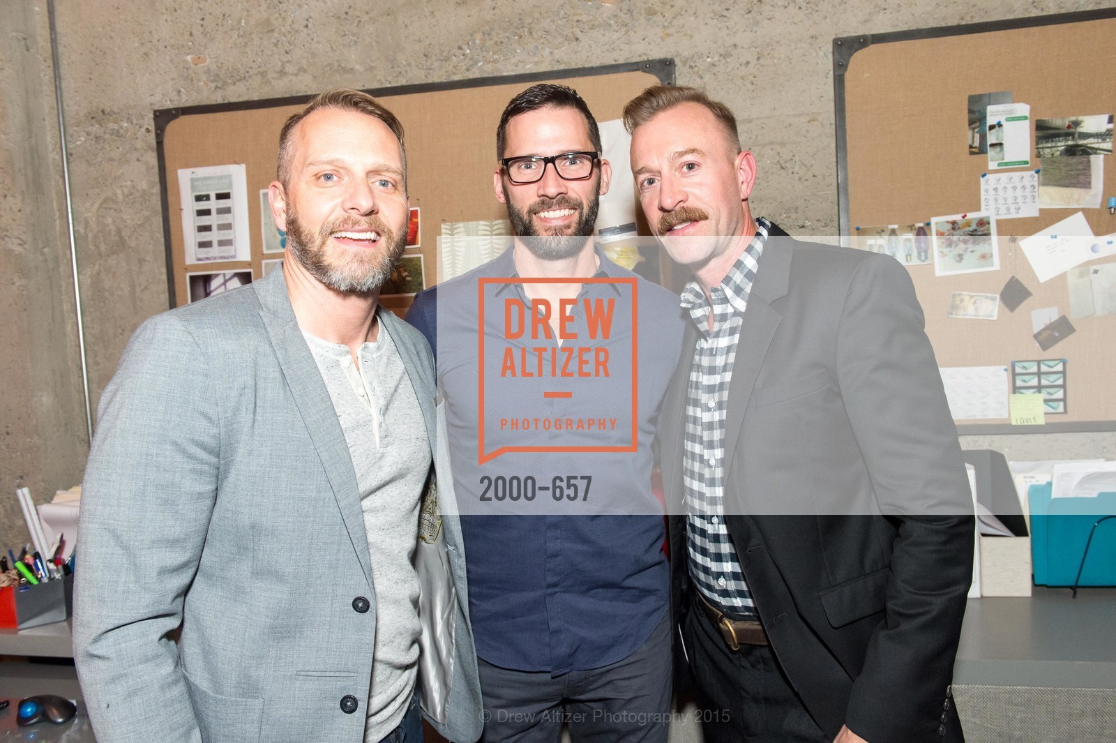 Dave Karraken, Glenn Shope, Michael Purdy, DDG Holiday Party, Jay Jeffers. 1035 Post St, December 16th, 2015,Drew Altizer, Drew Altizer Photography, full-service agency, private events, San Francisco photographer, photographer california