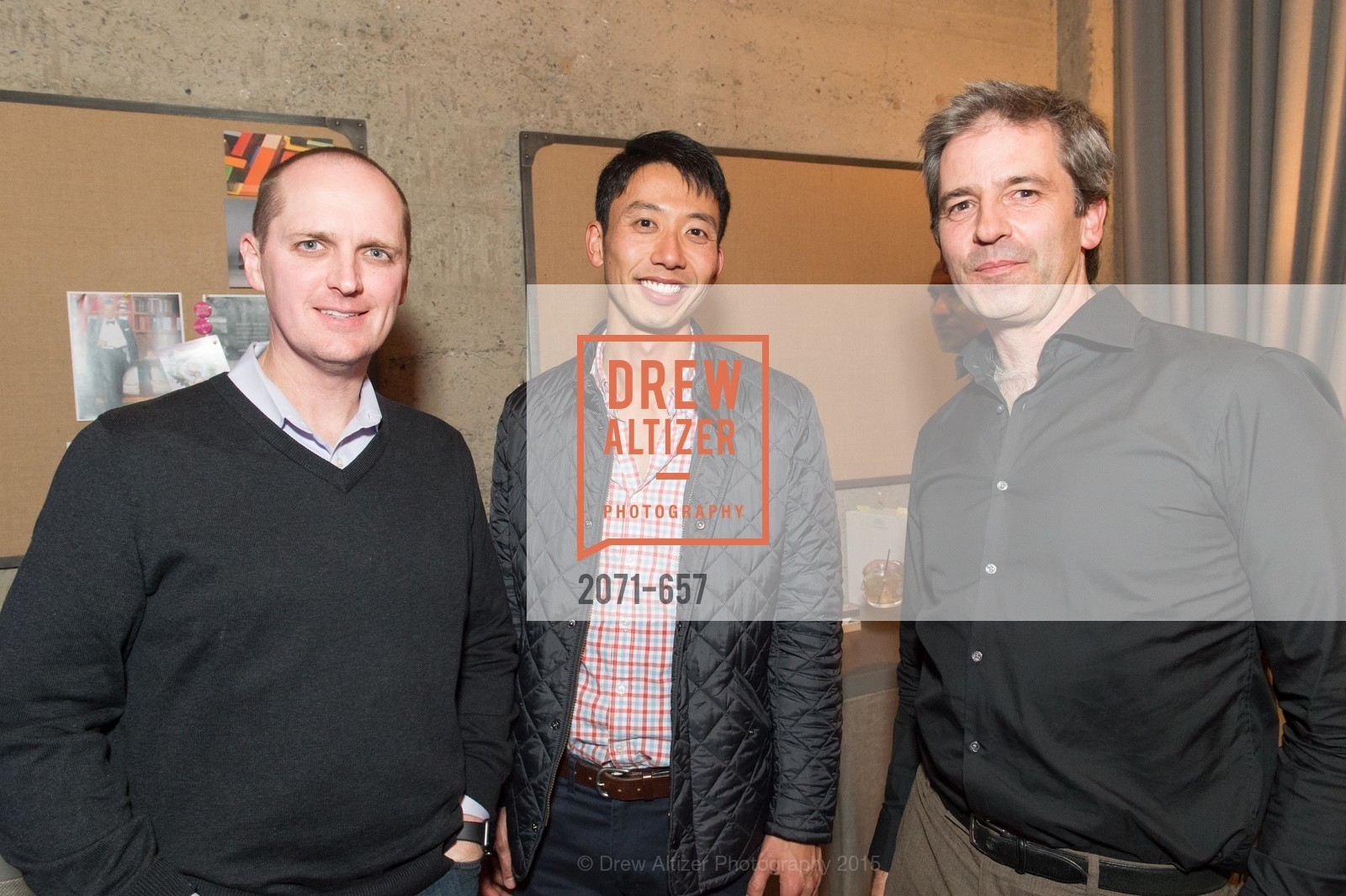 Robert Edmund, Jason Chow, Owen Kenneroy, DDG Holiday Party, Jay Jeffers. 1035 Post St, December 16th, 2015,Drew Altizer, Drew Altizer Photography, full-service agency, private events, San Francisco photographer, photographer california