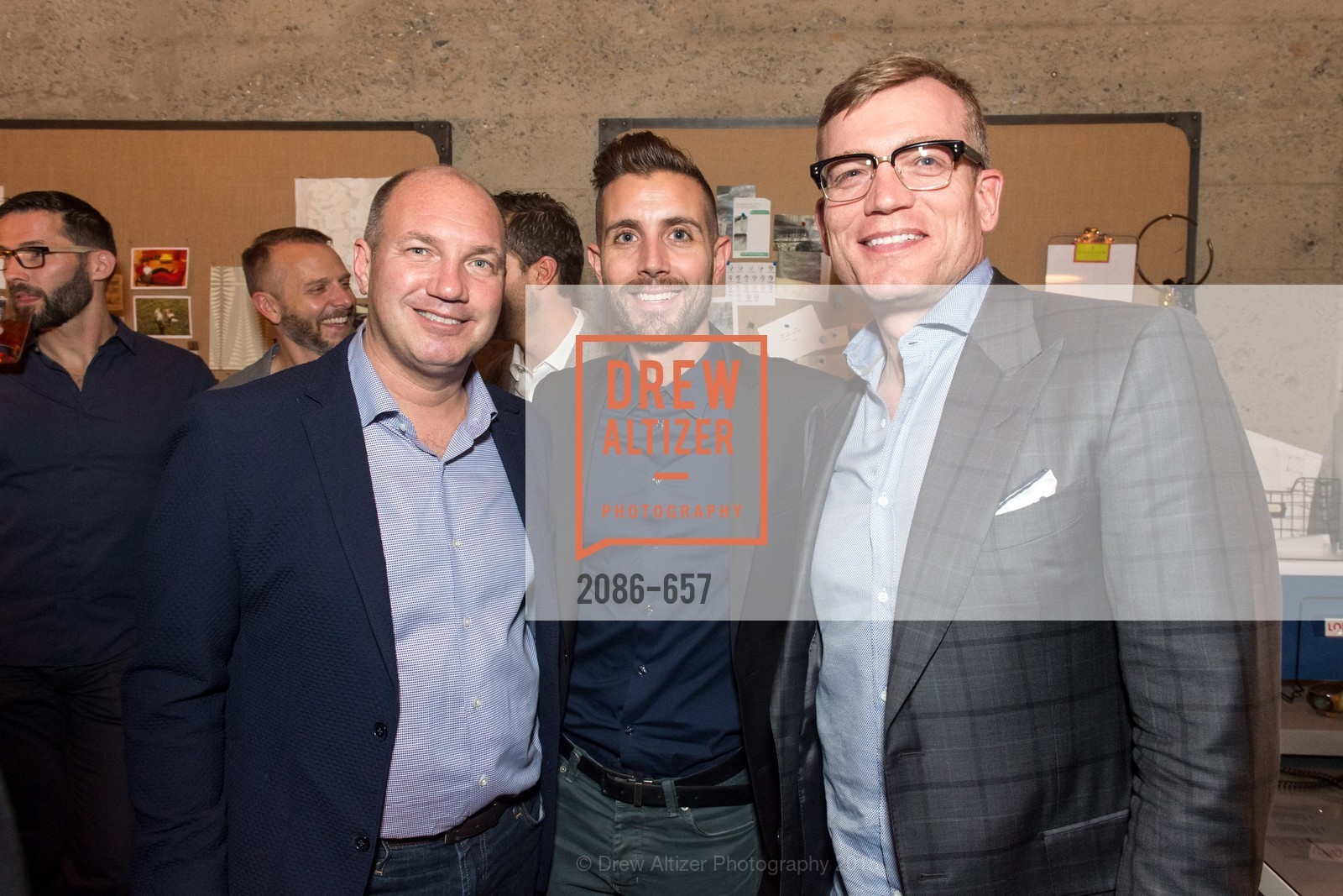 Chris Prokop, Michael Gonsalves, Joe McMillan, DDG Holiday Party, Jay Jeffers. 1035 Post St, December 16th, 2015,Drew Altizer, Drew Altizer Photography, full-service agency, private events, San Francisco photographer, photographer california
