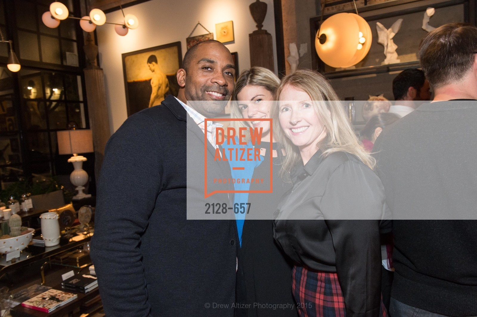 Andre Farris, Nikki Botteon, Jet Manfred, DDG Holiday Party, Jay Jeffers. 1035 Post St, December 16th, 2015,Drew Altizer, Drew Altizer Photography, full-service agency, private events, San Francisco photographer, photographer california