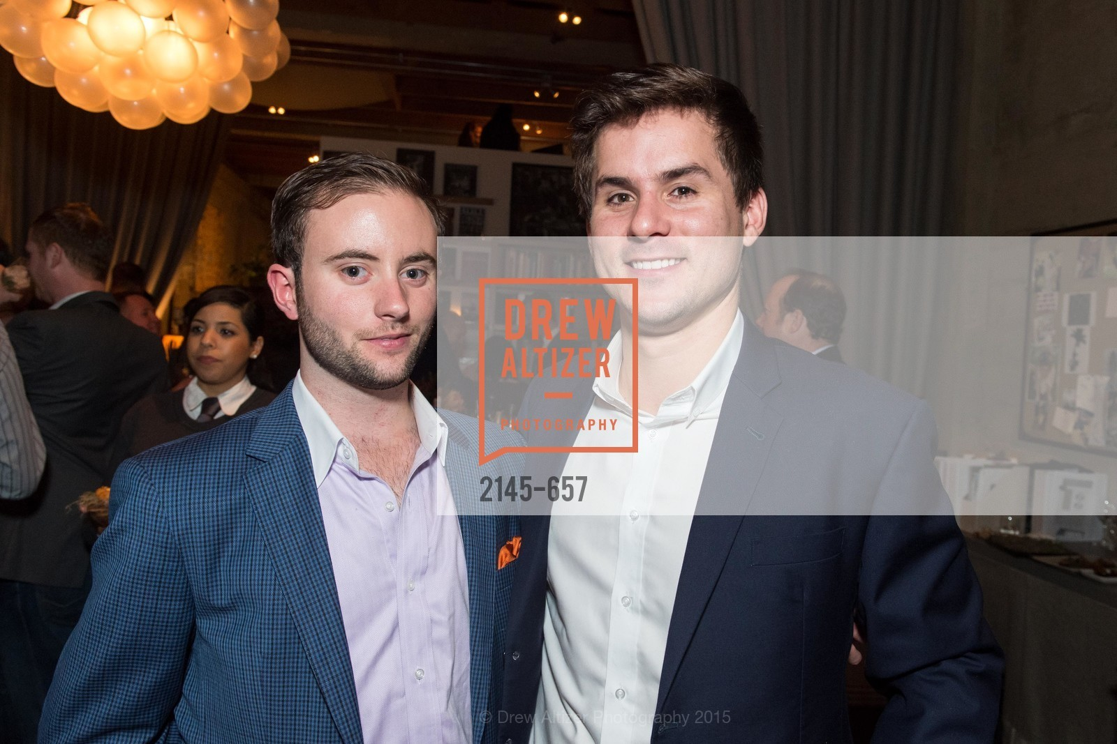 Rich Lewetzow, Graham Grealish, DDG Holiday Party, Jay Jeffers. 1035 Post St, December 16th, 2015,Drew Altizer, Drew Altizer Photography, full-service agency, private events, San Francisco photographer, photographer california