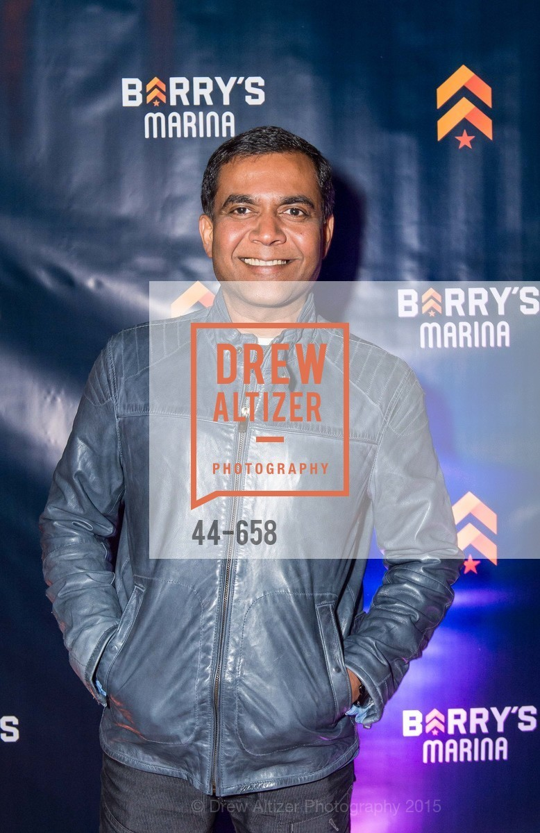 Ranjan Natarajah, Barry's Marina Opening, Barry's. 2246 Lombard Street, December 17th, 2015,Drew Altizer, Drew Altizer Photography, full-service agency, private events, San Francisco photographer, photographer california