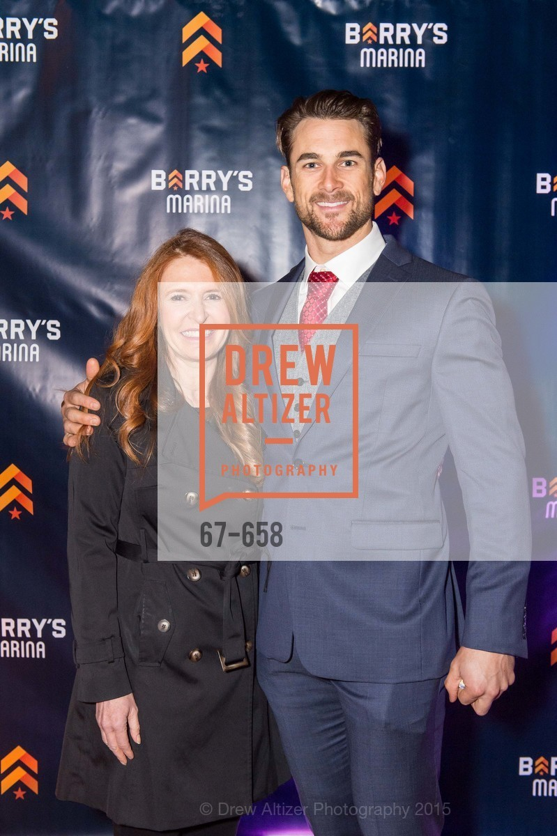 Nancy Abraham, Thomas Stracke, Barry's Marina Opening, Barry's. 2246 Lombard Street, December 17th, 2015,Drew Altizer, Drew Altizer Photography, full-service event agency, private events, San Francisco photographer, photographer California