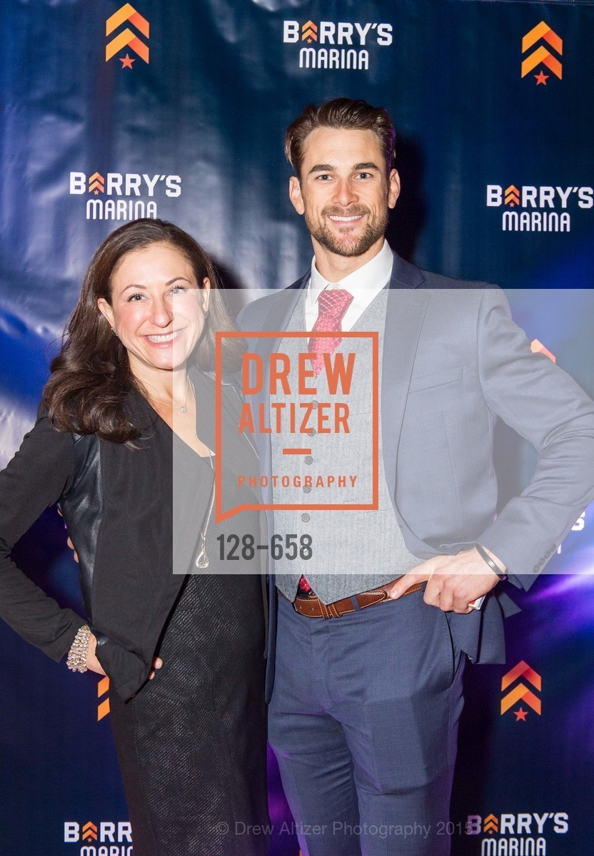 Victoria Dade, Thomas Stracke, Barry's Marina Opening, Barry's. 2246 Lombard Street, December 17th, 2015,Drew Altizer, Drew Altizer Photography, full-service agency, private events, San Francisco photographer, photographer california