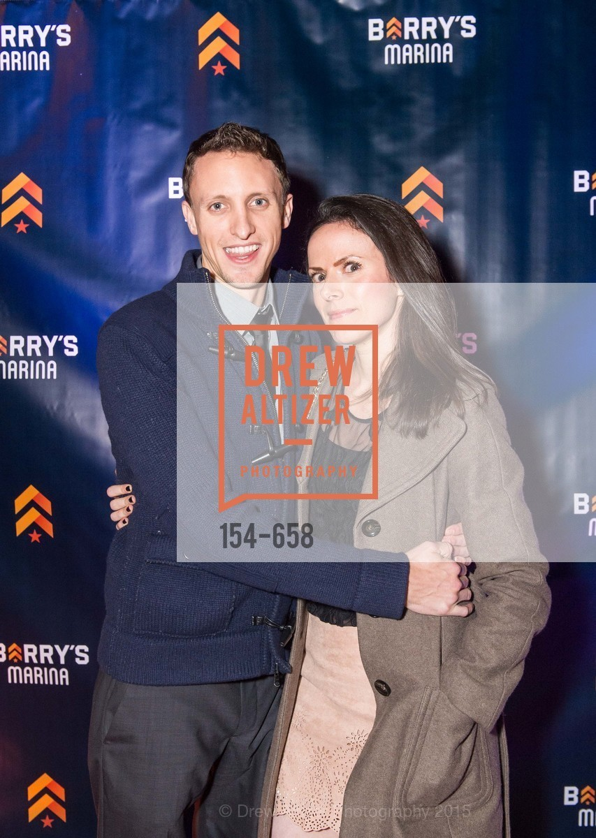 Drew Becker, Libby Klearman, Barry's Marina Opening, Barry's. 2246 Lombard Street, December 17th, 2015,Drew Altizer, Drew Altizer Photography, full-service agency, private events, San Francisco photographer, photographer california