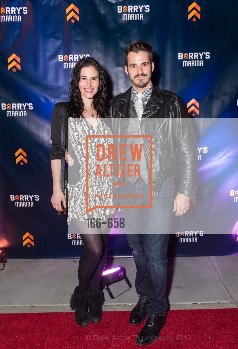Hayley Broder, Ryan Mackley, Barry's Marina Opening, Barry's. 2246 Lombard Street, December 17th, 2015,Drew Altizer, Drew Altizer Photography, full-service event agency, private events, San Francisco photographer, photographer California