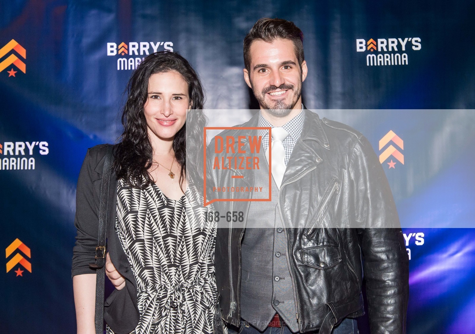Hayley Broder, Ryan Mackley, Barry's Marina Opening, Barry's. 2246 Lombard Street, December 17th, 2015,Drew Altizer, Drew Altizer Photography, full-service agency, private events, San Francisco photographer, photographer california