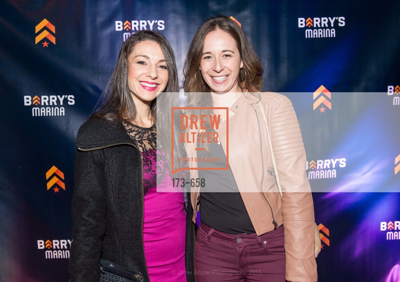 Rebecca Feigelson, Barry's Marina Opening, Barry's. 2246 Lombard Street, December 17th, 2015,Drew Altizer, Drew Altizer Photography, full-service agency, private events, San Francisco photographer, photographer california