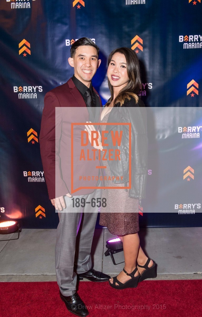 Alex Visico, Amanda Coronado, Barry's Marina Opening, Barry's. 2246 Lombard Street, December 17th, 2015,Drew Altizer, Drew Altizer Photography, full-service agency, private events, San Francisco photographer, photographer california