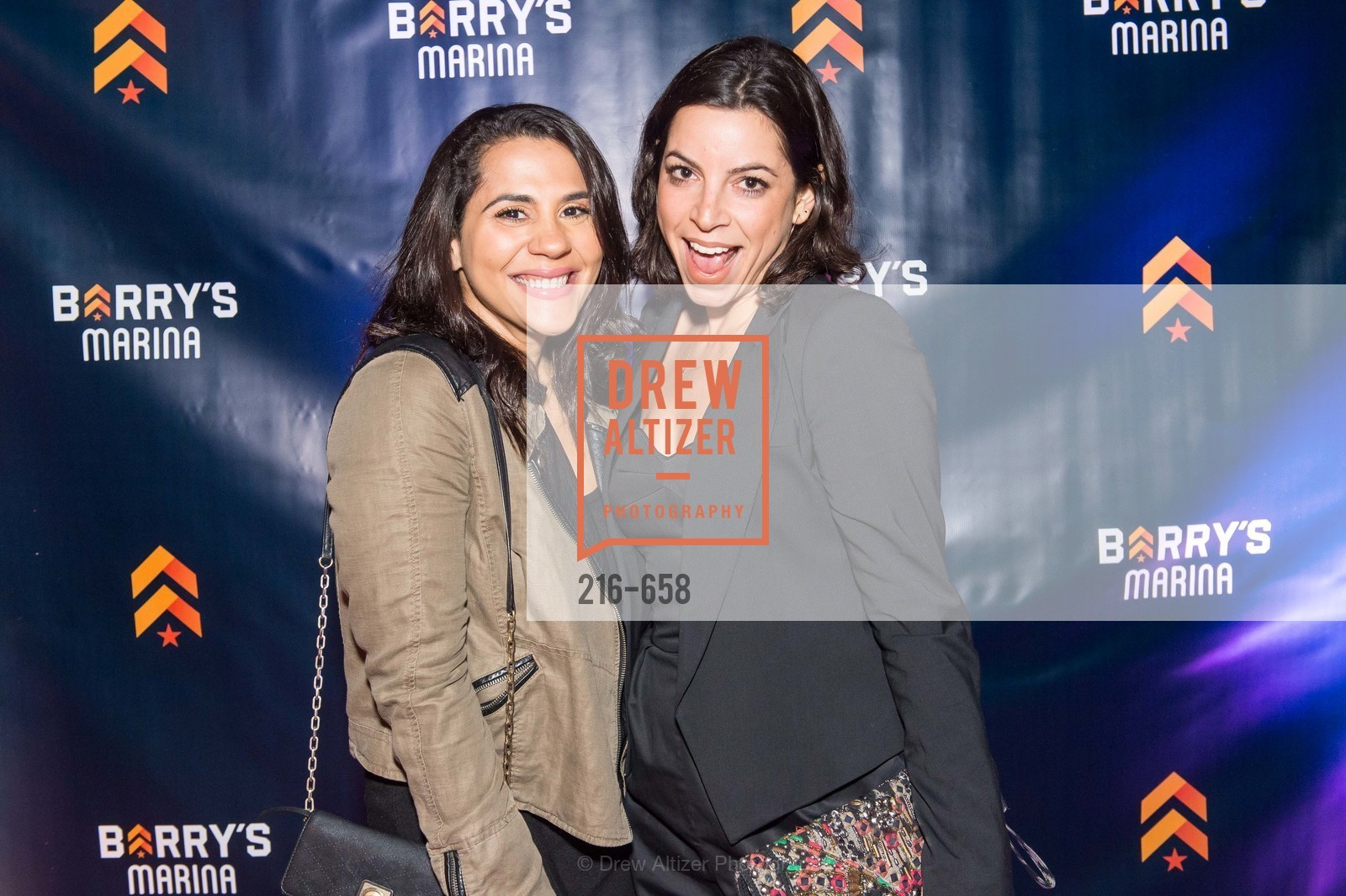 Marianne Vargas, Hannah Levin, Barry's Marina Opening, Barry's. 2246 Lombard Street, December 17th, 2015,Drew Altizer, Drew Altizer Photography, full-service agency, private events, San Francisco photographer, photographer california
