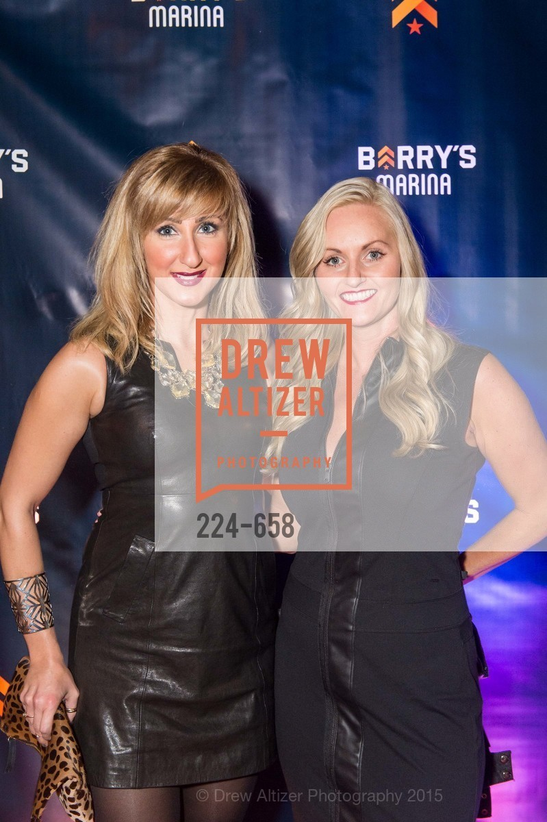 Teah Iosebashvii, Sarah Davis, Barry's Marina Opening, Barry's. 2246 Lombard Street, December 17th, 2015,Drew Altizer, Drew Altizer Photography, full-service agency, private events, San Francisco photographer, photographer california