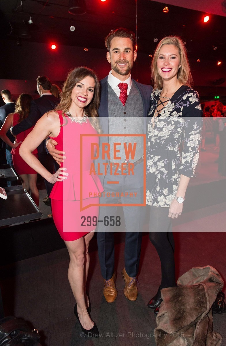 Laura Yates, Thomas Stracke, Katrina  Lemesany, Barry's Marina Opening, Barry's. 2246 Lombard Street, December 17th, 2015,Drew Altizer, Drew Altizer Photography, full-service agency, private events, San Francisco photographer, photographer california