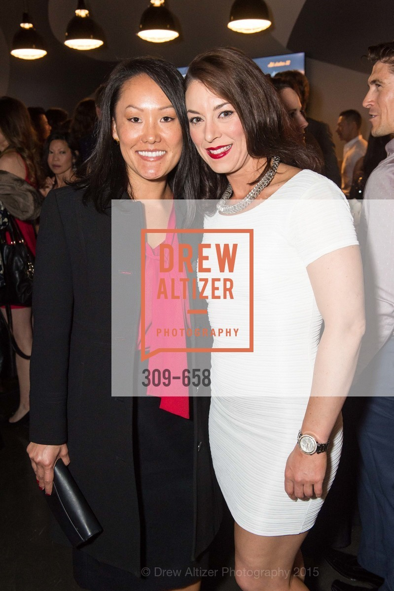 Liz Brusch, Vanessa Ouellette, Barry's Marina Opening, Barry's. 2246 Lombard Street, December 17th, 2015,Drew Altizer, Drew Altizer Photography, full-service event agency, private events, San Francisco photographer, photographer California