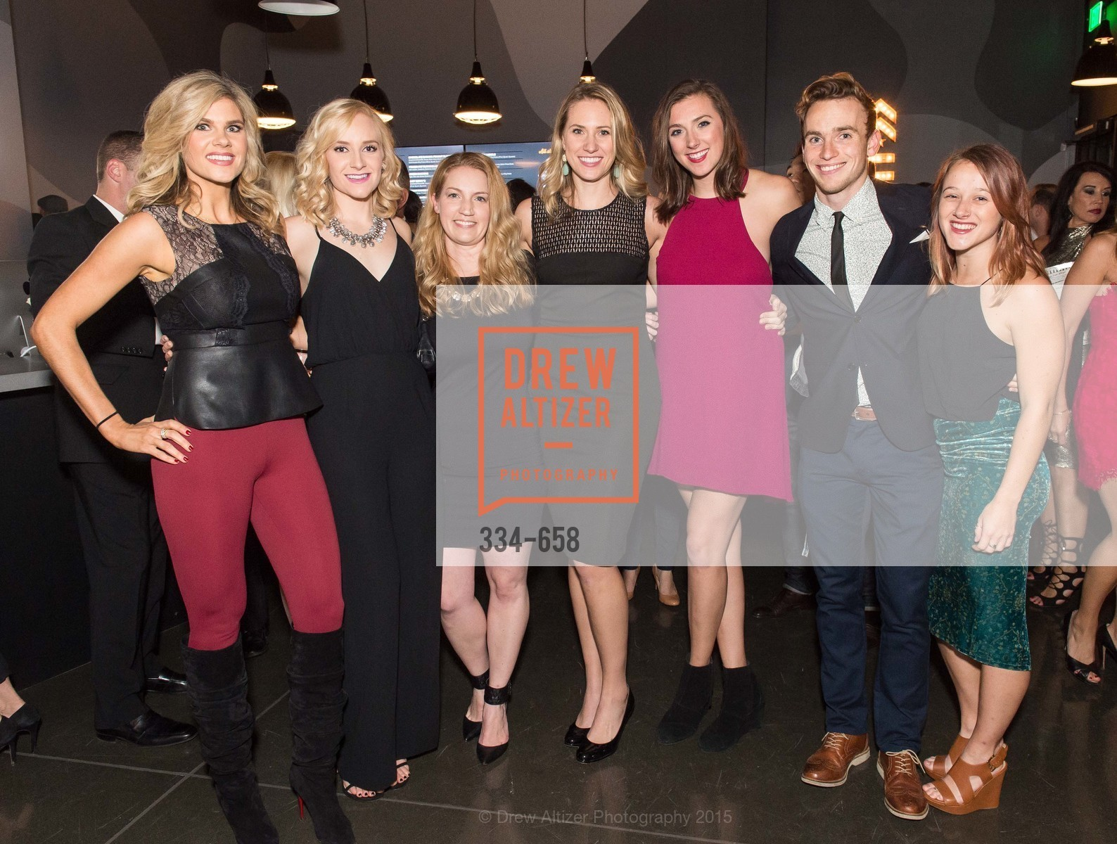 Tara Bratt, Ali Nowell, Devon Farrell, Shannon Farrell, Sarah Marshall, Barry's Marina Opening, Barry's. 2246 Lombard Street, December 17th, 2015,Drew Altizer, Drew Altizer Photography, full-service agency, private events, San Francisco photographer, photographer california