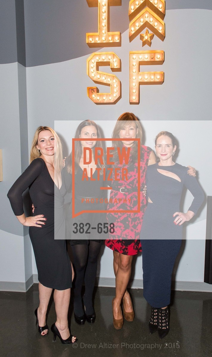 Mary Fiechter, Kimberly Mulligan, Joy Boatwright, Courtney Dallaire, Barry's Marina Opening, Barry's. 2246 Lombard Street, December 17th, 2015,Drew Altizer, Drew Altizer Photography, full-service event agency, private events, San Francisco photographer, photographer California